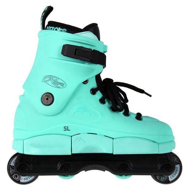 Inline-Skates Razors SL Mint Aggressive Skates