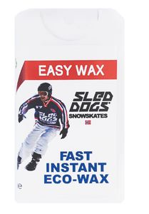 SLED DOGS Easy Wax