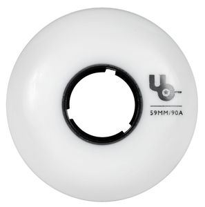 UNDERCOVER Blank Team Wheels 59mm/90A 4-Pack