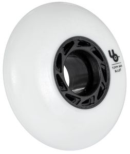 UNDERCOVER Blank Team Wheels 72mm/88A 4-Pack