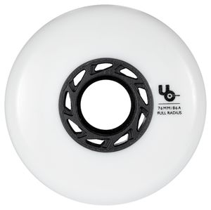 UNDERCOVER Blank Team Wheels 76mm/86A 4-Pack