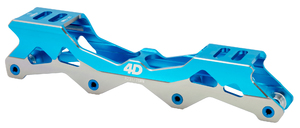FR 4D Frame Rockered - Blue