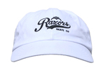 RAZORS Slugger Dad Hat White