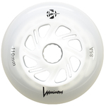 SEBA Luminous LED Wheel 110mm/85A White
