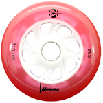 SEBA Luminous LED Wheel 110mm/85A Red