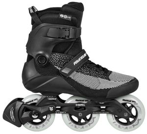 POWERSLIDE Swell Lite Trinity 100 Black
