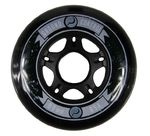GROUNDCONTROL GC Wheel 80mm/85A Black/Grey 4-Pack