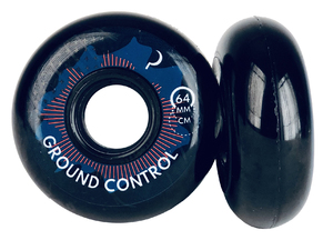 GROUNDCONTROL Turbulence Wheel 64mm/90A 4-Pack
