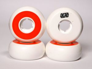 DEAD Team Wheel 2019 White 58mm/95A 4-Pack