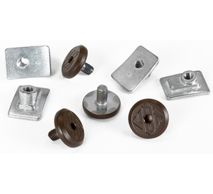 USD Aeon Cuff Screws brown