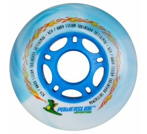 POWERSLIDE Dragon Boys Wheel 80mm/80A 4-Pack