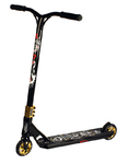AO SCOOTERS Delta 4 Black/Gold Stuntscooter