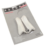 RAZORS Cult Backslideplates White
