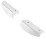 RAZORS SL Sliders White