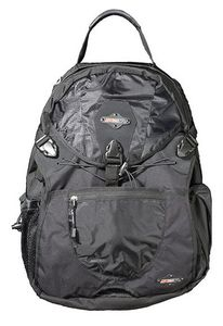SEBA L Backpack Black