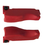 RAZORS Cult Backslideplates Red