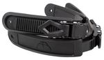 RAZORS FSK Ratchet Buckle Black