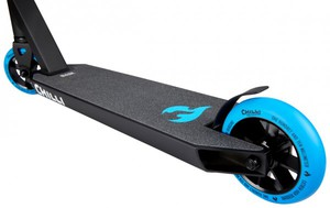 CHILLI Base Stuntscooter Black/Blue