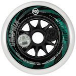 POWERSLIDE Graphix Wheel White 125mm/85A