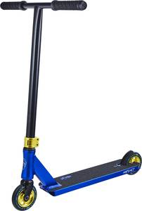NORTH Hatchet 2020 Stuntscooter Blue & Gold