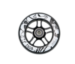 AO SCOOTERS Enzo 2 Black Wheel 100mm incl. TITEN ABEC 9 Bearings