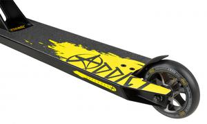 ADDICT Defender MKII Stuntscooter Black/Yellow