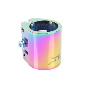 AO SCOOTERS Triple Clamp OS Oilslick