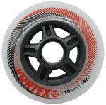 POWERSLIDE Vortex Wheel 90mm/85A 4-Pack