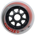 POWERSLIDE Vortex Wheel 100mm/85A 4-Pack