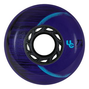 UNDERCOVER Cosmic Wheel 72mm/86A 4-Pack