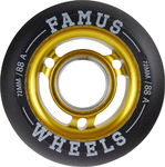 FAMUS Fast Wheel 72mm/88A 4-Pack