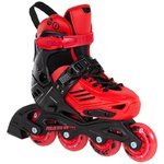 POWERSLIDE Khaan Junior LTD red