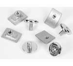 USD Aeon Cuff Screws silver