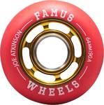 FAMUS Joe Atkinson Wheel 64mm/90A 4-Pack