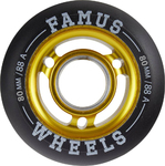FAMUS Fast Wheel 80mm/88A 4-Pack