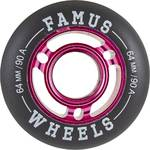 FAMUS Fast Girly Wheel 64mm/90A 4-Pack