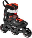 POWERSLIDE Phuzion Kids Jet Pro Black
