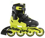 ROLLERBLADE Microblade black/neonyellow