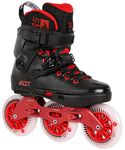 POWERSLIDE Next 110 Black Red
